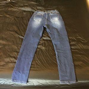 Size 15/16 Fashion nova jeans